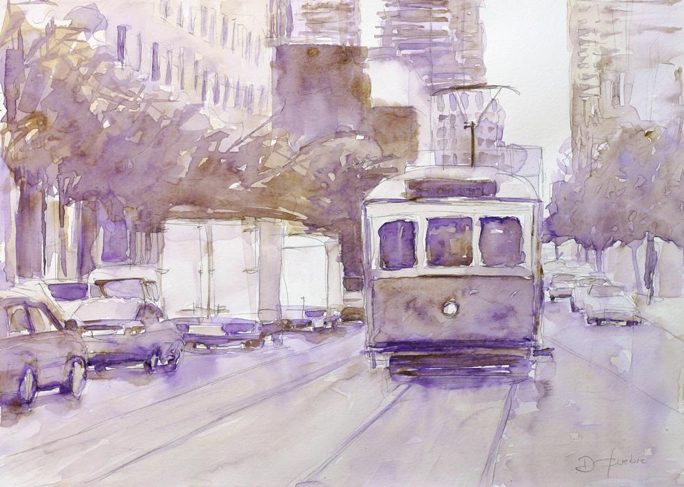 Avril 2015 Tramway